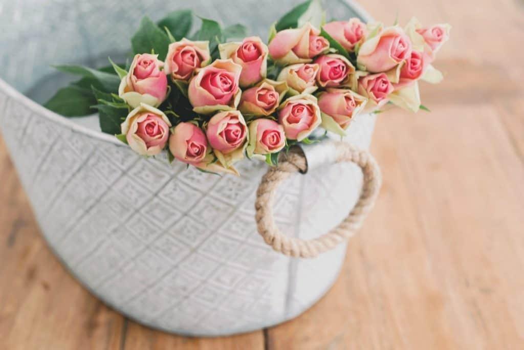 The best face wash rose face cleaner basket of roses