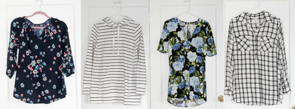 First Capsule Wardrobe my favorites