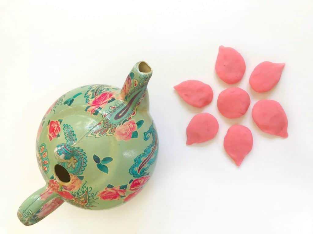 Easiest Homemade playdough recipe