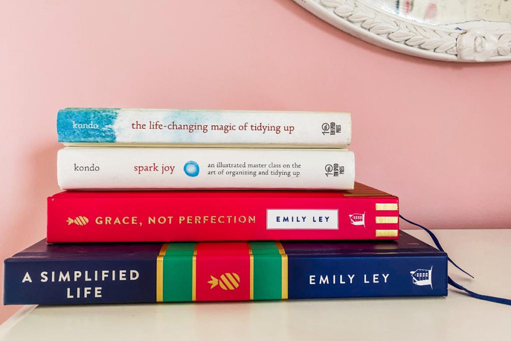 books on minimalism